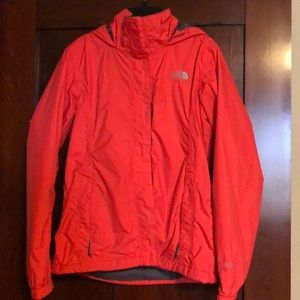 Womens North Face jacker